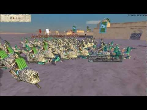 Rome Total War Online Battle #2073: Tigranocerta (reverse match)
