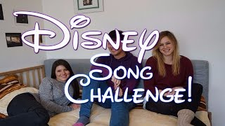 Disney Song Challenge - The Forking Tomatoes Edition