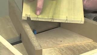 Powered-up, Super-thin Dovetail Pins