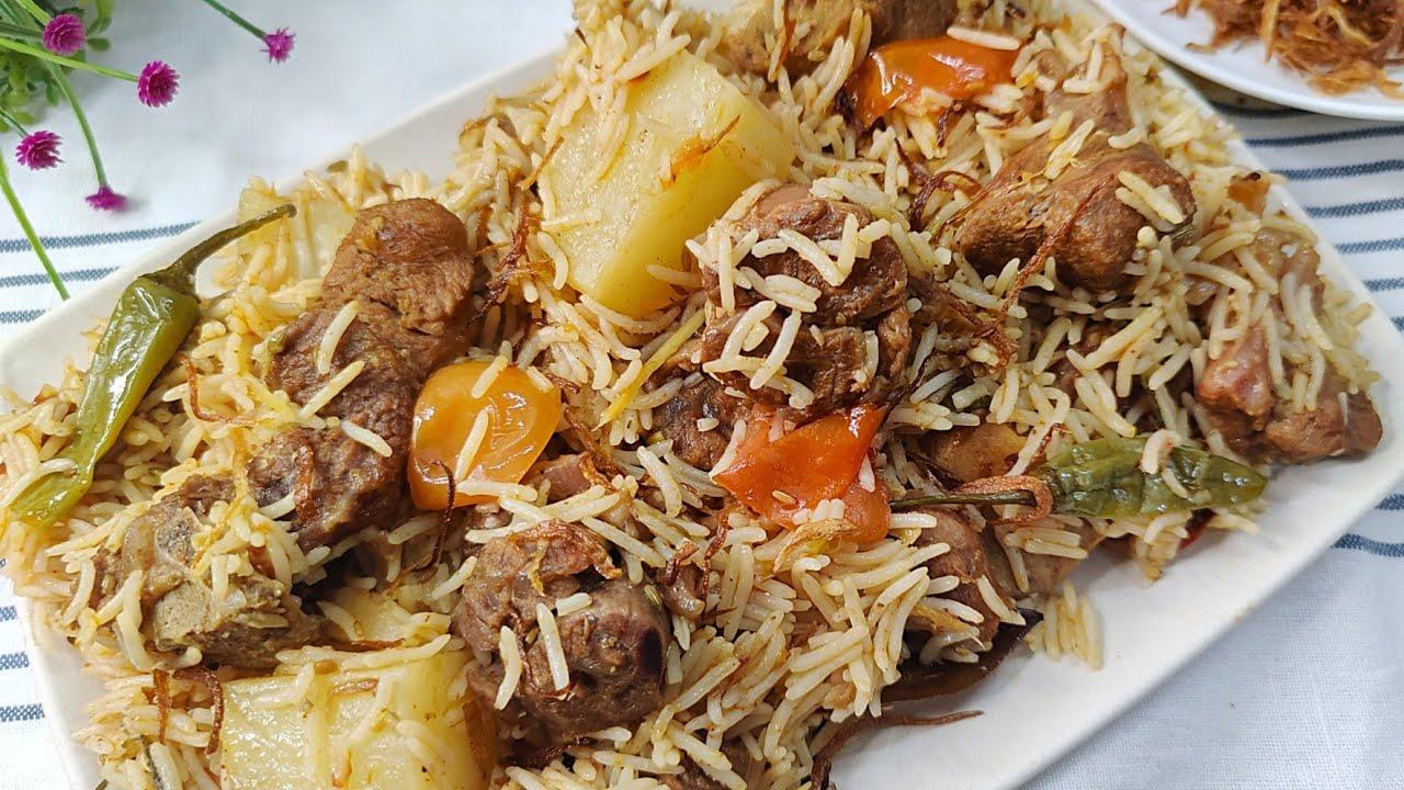 Khane Wale Kahenge Dobara Khilao Bohot Mazedar Hai Yeh Biryani Pulao | Eid Special | Biryani Recipe