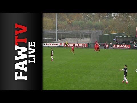 LIVE UEFA Under 17s Championship 2016: Wales v Albania