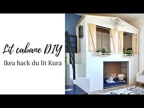 Mini Château Leg0 Un Lit Cabane Fait Maison Château Leg0