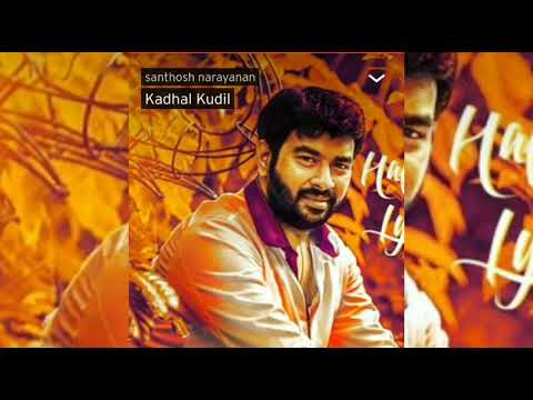 Kadhal kudil   Deleted Song from Bairavaa    Santhosh Narayanan   Vivek