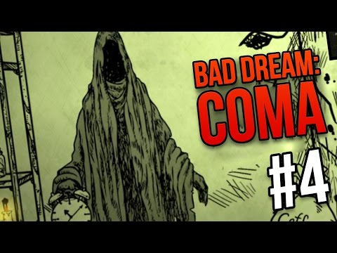 Bad Dream: Coma Part 4 ★ WORST BOARD GAME EVER - Let's Play Bad Dream: Coma (Full Playthrough)