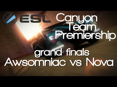 ESL Canyon Team Premiership Grand Final -  Awsomniac vs Nova