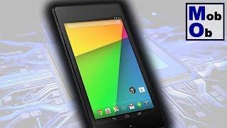 nexus 7. Обзор планшета