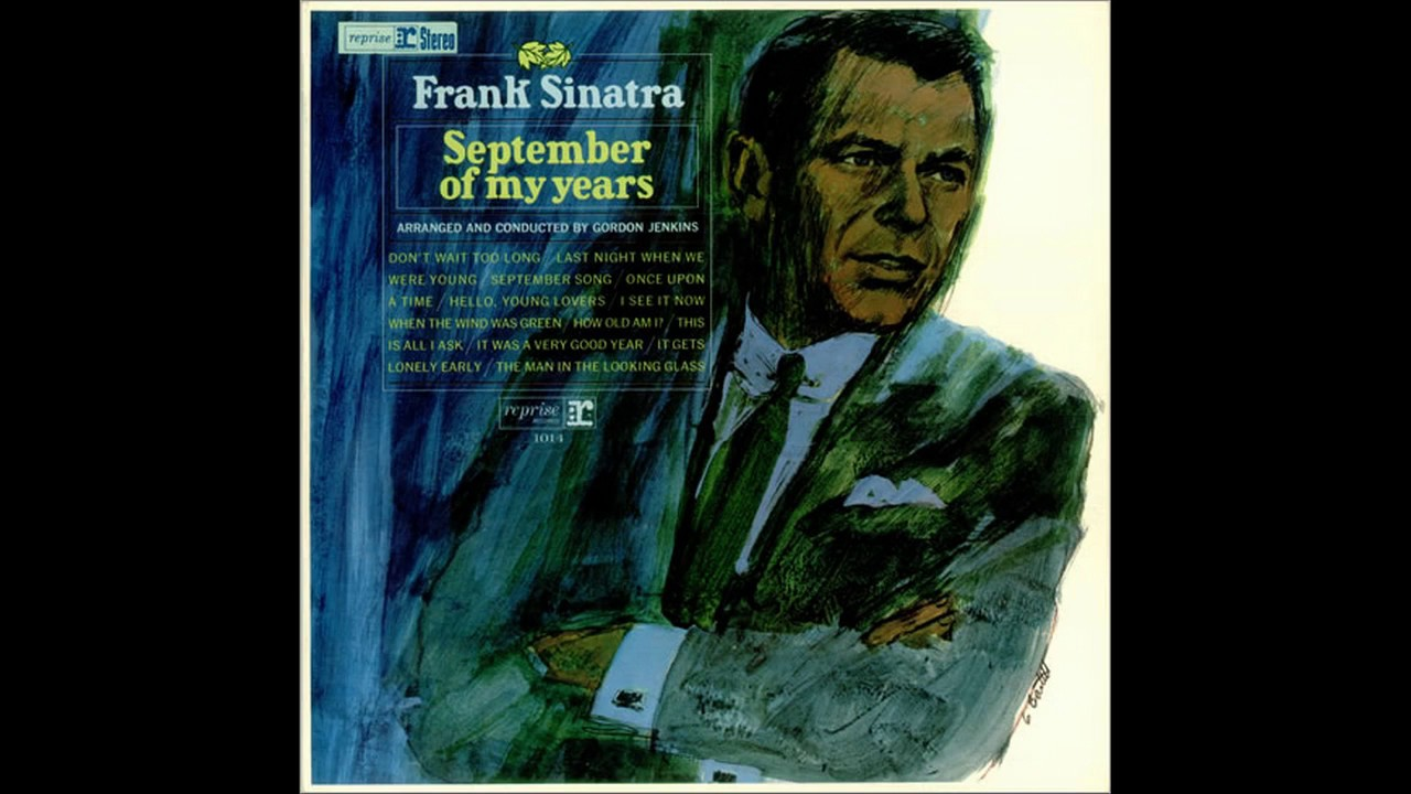 Frank Sinatra Once Upon A Time Youtube