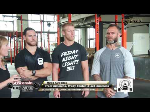 WI57 Television Presents Wisconsin CrossFit Affiliates   CrossFit Fort Atkinson   07/07/17