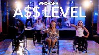 A$$ LEVEL | Comedic Music Video by Santina Muha | WHOHAHA