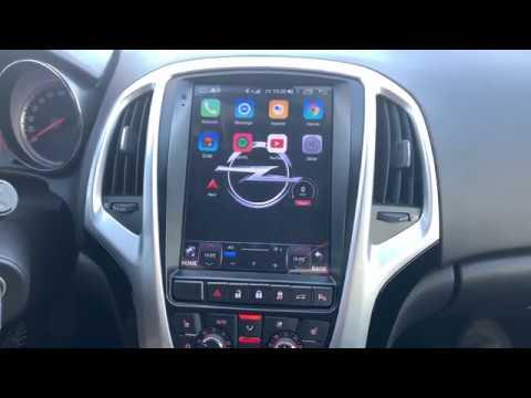 """Radio 10"""" z CarPlay do Opel Astra J z Aliexpress- RECENZJA"""