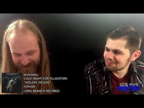 "Metal Heads Review ""Violent Design"" by Cold Night for Alligators Mp3"