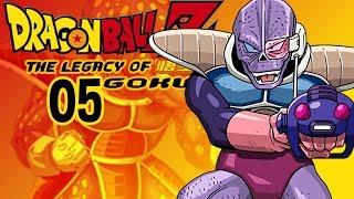 Namekian Temple IS EASY GUYS! Legacy of Goku w/ ShadyPenguinn [05]