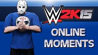vuclip WWE 2K15 Next Gen Ep. 3 - H2O Vs Lui! (Iron Man Match)