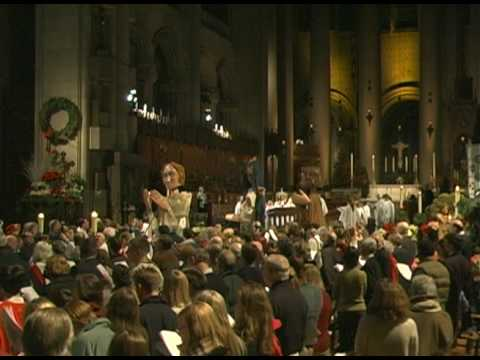 Joy to The World! Tim Brumfield plays the Great Organ at St. John the Divine