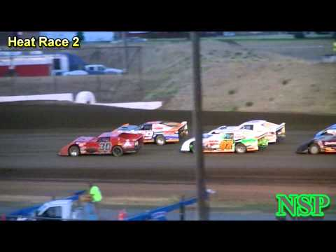 8-15-2014 Super Stocks Heat Races 1 & 2 Gallatin Speedway