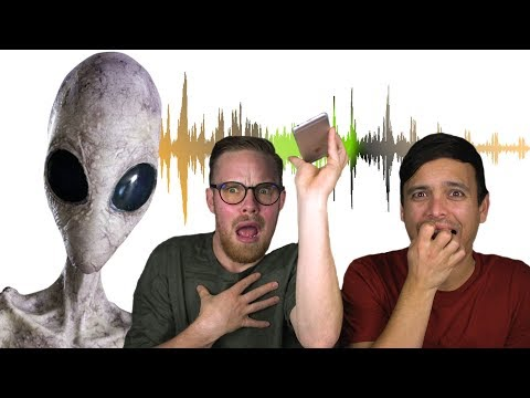 Reacting To The Music Humans Just Sent To Aliens