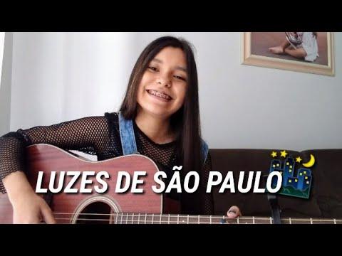 Luzes de São Paulo - Fernando e Sorocaba Cover - Maria Luiza