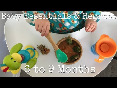 baby-essentials-&-regrets-|-6-to-9-months-|-weaning-special