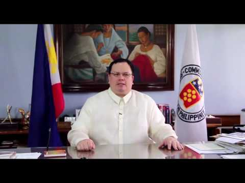 Welcoming Message from the Head of the Commission on Audit, Republic of the Philippines