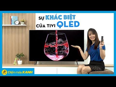 Tivi Samsung Q75R: Chuẩn Mực Của Dòng QLED Tầm Trung (QA55Q75R) • Điện Máy XANH