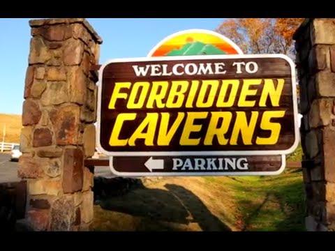 Inside look at Forbidden Caverns in the Smoky Mountains -  VisitMySmokies.com