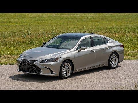 Lexus ES 350 2019 Car Review