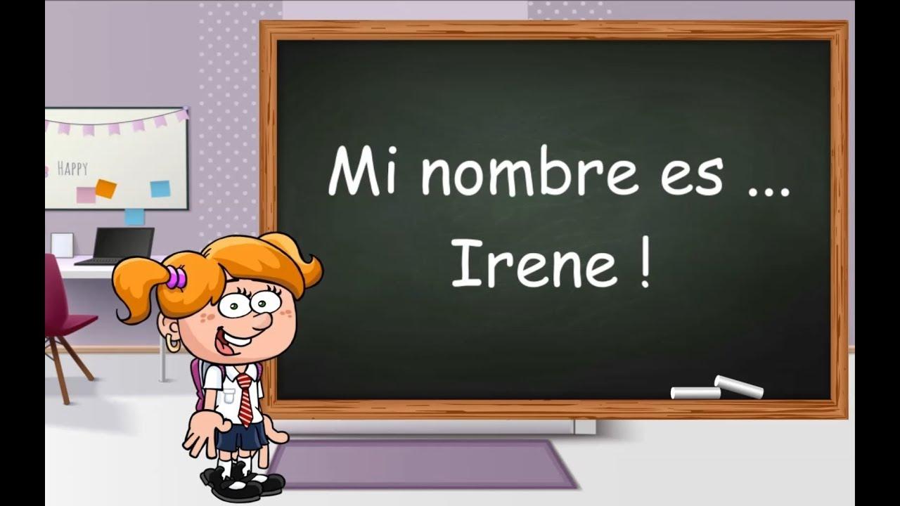 Significado de Irene. Todo sobre el nombre Irene