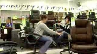 clair & regan chair races(:
