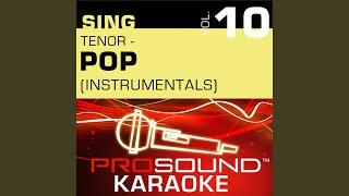 Angelia (Karaoke Instrumental Track) (In the Style of Pop Hits)