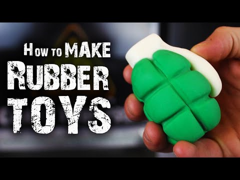 "Thumbnail: How To Make ""Proto-Putty"" (Modified Oogoo)"