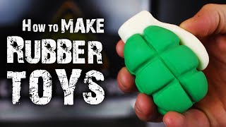 The long awaited tutorial! Make anything on a budget with this substance that molds like play-dough, but hardens into rubber. Quick links to the materials; [✓] All ...