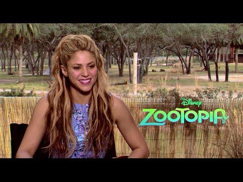 Shakira, Ginnifer Goodwin, and Jason Bateman from Zootopia | Radio Disney