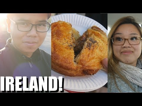 Ireland Travel Experience: Why I Always Eat Vietnamese Food (IRISH BANH XEO)