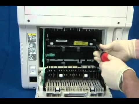 Xerox Phaser 3300MFP Heat Errors and Fuser Replacement