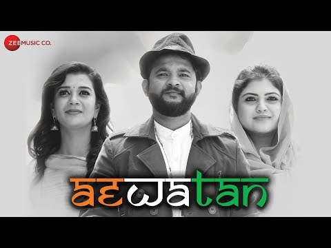 Ae Watan - Independence Day Song L  Thupten Tsering | DJ Rulz & Aneesh Solomon