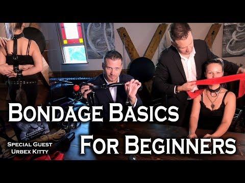 Bondage For Beginners BDSM 101