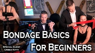 Bondage For Beginners BDSM 101