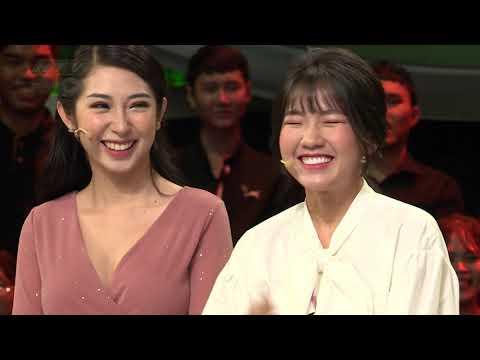 """Khổng Tú Quỳnh """"câm nín"""" nhìn Kiều Trinh và Trang Hí ôm ấp   NHANH NHƯ CHỚP  NNC #8 MÙA 2"""