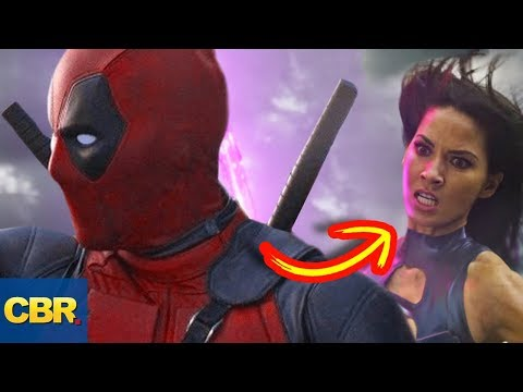 10 Deadpool 2 Rumours That Could Come True