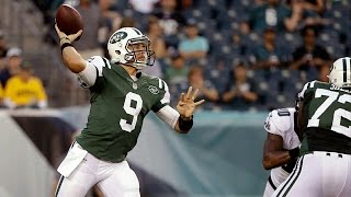 Bryce Petty New York Jets Highlights