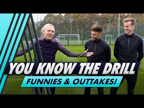 Funniest Moments & Outtakes of 2016! | You Know The Drill