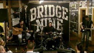 """Sinners & Saints Acoustic Live - """"City Boy"""""""