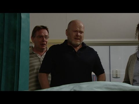 Phil Mitchell identifies Ben's body - EastEnders 2016 - BBC One