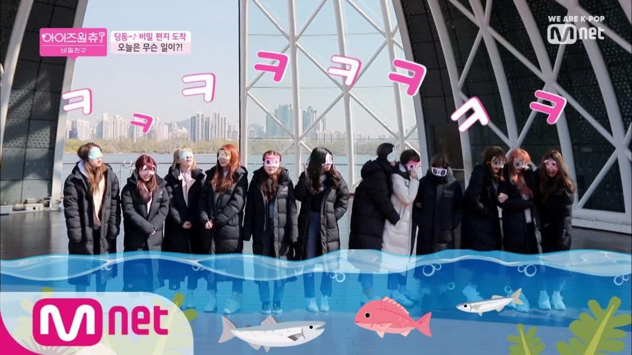 Download [ENG sub] IZ*ONE CHU [최종회] '새우 잡으러 가는거 아닙니다' 비밀의 장소 공개! 190411 EP.9