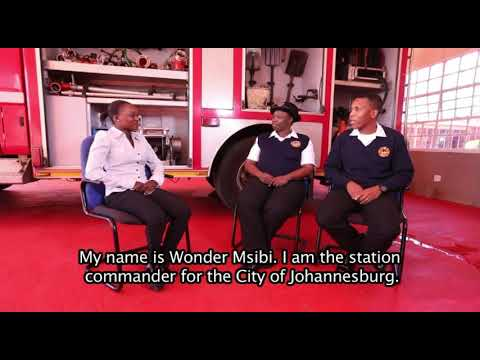 iSpani 9 - Eps  11: Fireman - City of Johannesburg Emergency Services