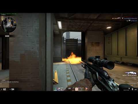 Train   BOT DSB   Scout Noscope e morte pra smoke