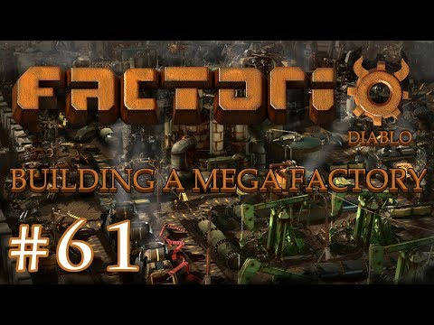 Factorio - Building a Mega Factory: Part 61 The livestream