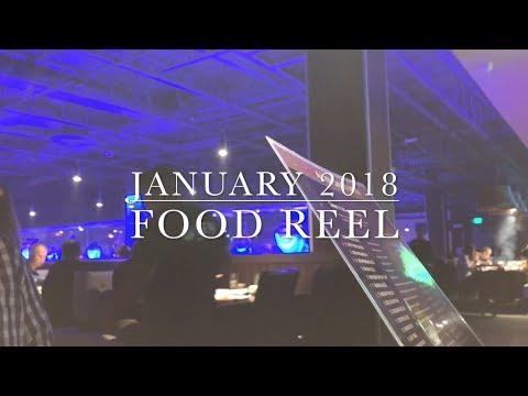 Yummy Food Adventures~!: Food Reel: January 2018