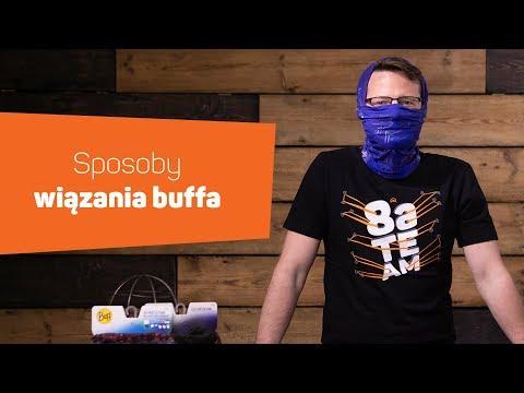 Jak Wiązać BUFF. Jak Nosić Chustę Wielofunkcyjną? [8a.pl]