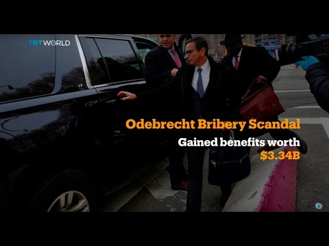 Money Talks: Brazil's Odebrecht to pay $4.5B over corruption